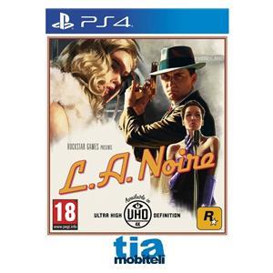 L.A. Noire PS4 igra za PS4