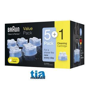 BRAUN CCR5+1 tekućina za čišćenje brijaćih aparata - ODMAH DOSTUPNO