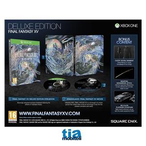 Final Fantasy XV Deluxe