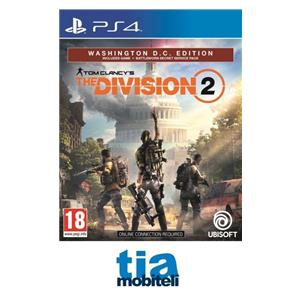 Tom Clancy's The Division 2 Washington DC Deluxe Edition PS4