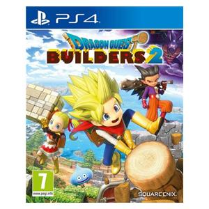 Dragon Quest Builders 2 PS4 Preorder