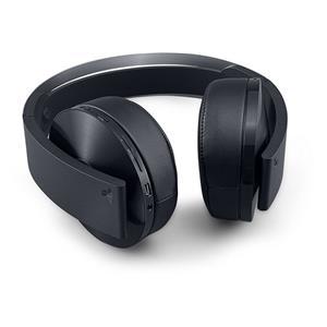 PS4 Wireless Platinum He