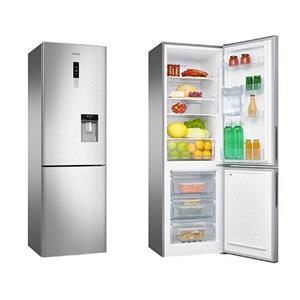 Hladnjak Amica FK3216.4DFXI, A+, NoFrost, Dispenser, kombinirani, inox