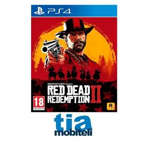 Red Dead Redemption 2 PS