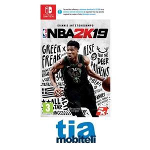 NBA 2K19 Standard Editio