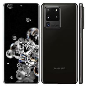 Samsung Galaxy S20 Ultra G988B 5G Dual Sim 128GB - Black EU