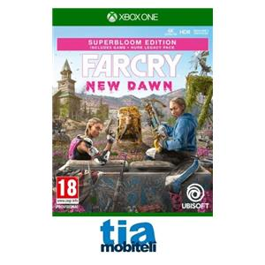 Far Cry New Dawn Superbloom Deluxe Edition Xbox One