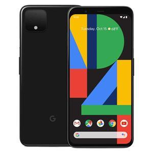 Google Pixel 4a UK  Just Black  EU