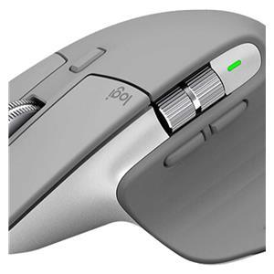 Acc. Logitech Mouse Wireless  MX Master 3 Lightgrey  EU