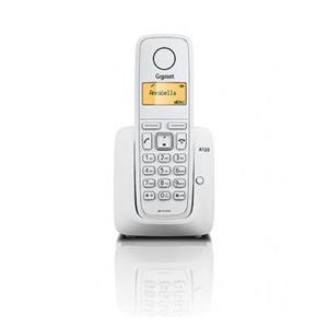 Bežični DECT telefon Gigaset A120 bijeli - DOSTUPAN ODMAH