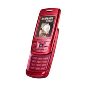 SAMSUNG SGH-E250 - KORIŠ