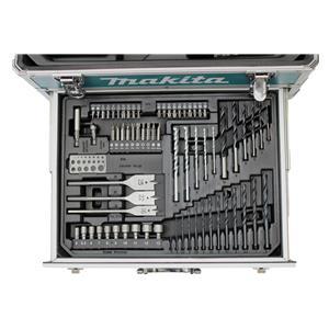 Makita HP457DWEX4 akumulatorska udarna bušilica odvijač sa setom pribora 2