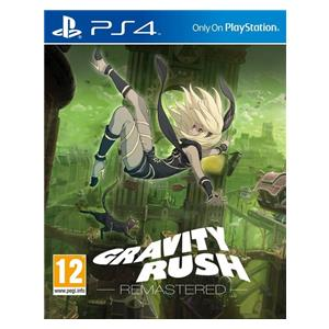 Gravity Rush remarstered