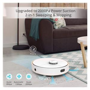 360 S7 Robot Vacuum cleaner - robotski usisavač - ODMAH DOSTUPAN 3