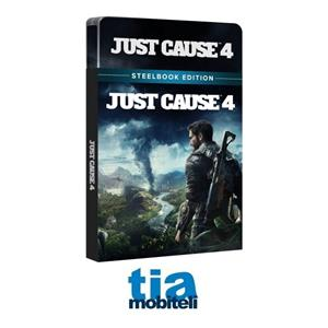 Just Cause 4 Day One Edition (Steelbook + Neon Racer DLC) PS4