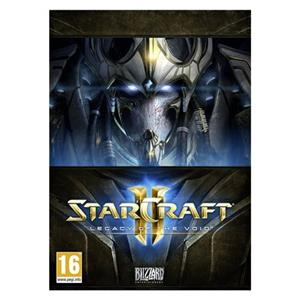 Starcraft 2: Legacy of t