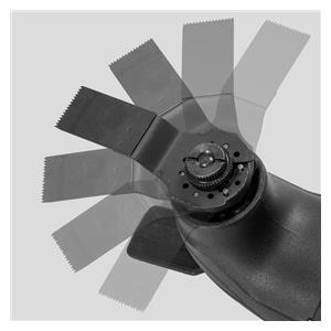 Trotec PMTS 10-20V Akumulatorski višenamjenski alat - ODMAH DOSTUPNO - 4