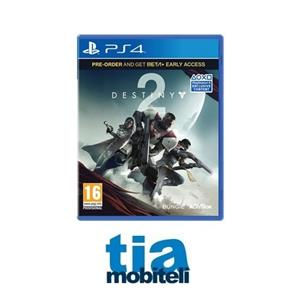 Destiny 2 Standard Edition PS4