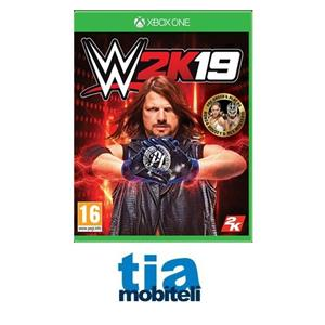 WWE 2K19 Standard Editions Xbox One