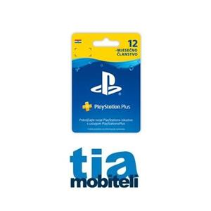 PlayStation Plus Card 36