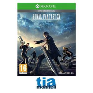 Final Fantasy XV Day 1 E