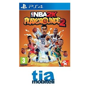 NBA 2K Playgrounds 2 PS4
