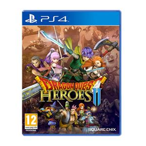 Dragon quest heroes II i