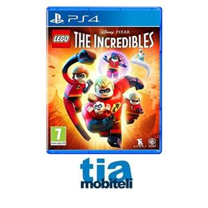 Lego Incredibles Toy Edi