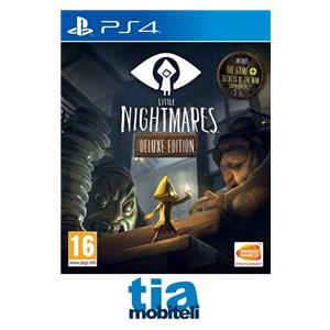 Little Nightmares DLE PS