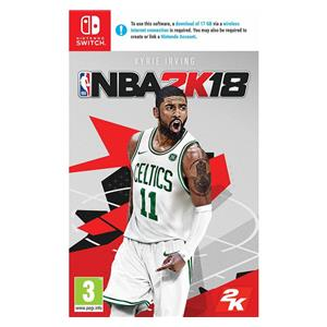 NBA 2K18 Nintendo Switc