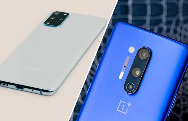 OnePlus 8 Pro vs. Samsung Galaxy S20+: Koji je bolji?